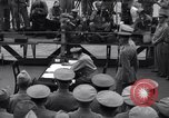 Image of surrender ceremony Tokyo Bay Japan, 1945, second 7 stock footage video 65675034758