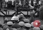 Image of surrender ceremony Tokyo Bay Japan, 1945, second 8 stock footage video 65675034758