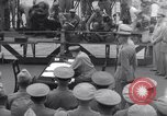 Image of surrender ceremony Tokyo Bay Japan, 1945, second 9 stock footage video 65675034758