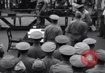 Image of surrender ceremony Tokyo Bay Japan, 1945, second 11 stock footage video 65675034758