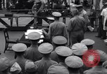 Image of surrender ceremony Tokyo Bay Japan, 1945, second 12 stock footage video 65675034758