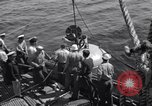 Image of Atlantic convoy Iceland, 1941, second 6 stock footage video 65675034759