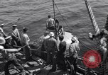 Image of Atlantic convoy Iceland, 1941, second 7 stock footage video 65675034759