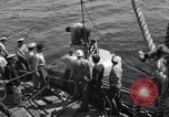 Image of Atlantic convoy Iceland, 1941, second 8 stock footage video 65675034759