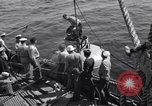 Image of Atlantic convoy Iceland, 1941, second 9 stock footage video 65675034759