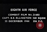 Image of 8th Air Force Germany, 1944, second 1 stock footage video 65675034805