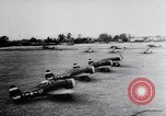 Image of USAAF fighter aircraft escorting B-17 bombers Germany, 1943, second 12 stock footage video 65675034816