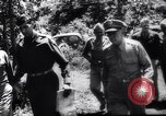 Image of George Marshall Italy, 1944, second 8 stock footage video 65675034826