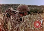 Image of Marines Saipan Northern Mariana Islands, 1944, second 8 stock footage video 65675034833