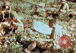 Image of prisoners Saipan Northern Mariana Islands, 1944, second 1 stock footage video 65675034834