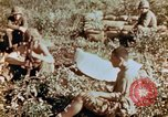 Image of prisoners Saipan Northern Mariana Islands, 1944, second 5 stock footage video 65675034834