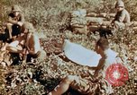 Image of prisoners Saipan Northern Mariana Islands, 1944, second 7 stock footage video 65675034834