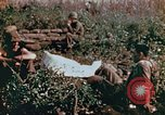 Image of prisoners Saipan Northern Mariana Islands, 1944, second 10 stock footage video 65675034834
