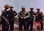 Image of Marines Saipan Northern Mariana Islands, 1944, second 11 stock footage video 65675034835