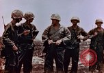 Image of Marines Saipan Northern Mariana Islands, 1944, second 12 stock footage video 65675034835