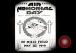 Image of Pamphlets and parade promoting Air Memorial Day Los Angeles California USA, 1919, second 5 stock footage video 65675034836