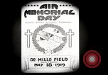 Image of Pamphlets and parade promoting Air Memorial Day Los Angeles California USA, 1919, second 9 stock footage video 65675034836