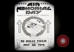 Image of Pamphlets and parade promoting Air Memorial Day Los Angeles California USA, 1919, second 11 stock footage video 65675034836