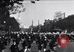 Image of Fourth Liberty Loan Drive Washington DC USA, 1918, second 1 stock footage video 65675034851
