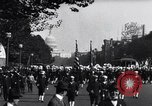 Image of Fourth Liberty Loan Drive Washington DC USA, 1918, second 4 stock footage video 65675034851