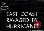 Image of Great Atlantic Hurricane United States USA, 1944, second 1 stock footage video 65675034857