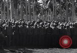 Image of Japanese prisoners behind barbed wire enclosures Guadalcanal Solomon Islands, 1942, second 12 stock footage video 65675034877
