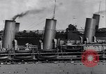 Image of American Marine transports North Africa, 1943, second 4 stock footage video 65675034879