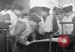 Image of American Marine officers North Africa, 1943, second 1 stock footage video 65675034880