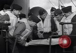 Image of American Marine officers North Africa, 1943, second 2 stock footage video 65675034880