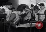 Image of American Marine officers North Africa, 1943, second 4 stock footage video 65675034880
