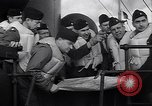 Image of American Marine officers North Africa, 1943, second 6 stock footage video 65675034880