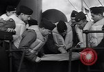 Image of American Marine officers North Africa, 1943, second 7 stock footage video 65675034880