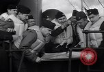 Image of American Marine officers North Africa, 1943, second 9 stock footage video 65675034880