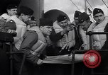 Image of American Marine officers North Africa, 1943, second 10 stock footage video 65675034880
