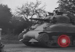 Image of French 2nd Armored Division Javron France, 1944, second 10 stock footage video 65675034881