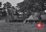 Image of Free French 2nd Armored Division Sees France, 1944, second 2 stock footage video 65675034886