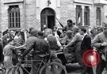 Image of 4th Armored Division Troyes France, 1944, second 6 stock footage video 65675034888