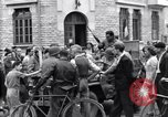Image of 4th Armored Division Troyes France, 1944, second 7 stock footage video 65675034888