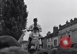 Image of French women Nemours France, 1944, second 9 stock footage video 65675034893