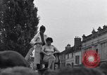 Image of French women Nemours France, 1944, second 10 stock footage video 65675034893