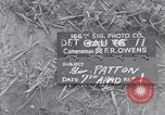 Image of Lieutenant General George S. Patton Melun France, 1944, second 5 stock footage video 65675034894