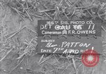 Image of Lieutenant General George S. Patton Melun France, 1944, second 6 stock footage video 65675034894