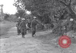 Image of wounded soldier of 8th Infantry Division Brest France, 1944, second 5 stock footage video 65675034896