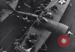 Image of US Naval Task Force raids Japanese-held Gilbert and Marshall Islands Pacific Theater, 1942, second 9 stock footage video 65675034908