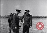 Image of Lieutenant General George S. Patton England, 1944, second 8 stock footage video 65675034909