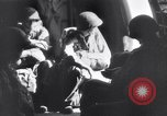 Image of American Paratroopers Nadzab New Guinea, 1943, second 1 stock footage video 65675034912