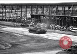 Image of M-48 Patton tank Newark Delaware USA, 1952, second 1 stock footage video 65675034915