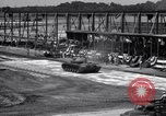 Image of M-48 Patton tank Newark Delaware USA, 1952, second 2 stock footage video 65675034915