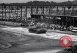 Image of M-48 Patton tank Newark Delaware USA, 1952, second 5 stock footage video 65675034915