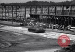 Image of M-48 Patton tank Newark Delaware USA, 1952, second 9 stock footage video 65675034915
